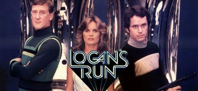 The cast of the terrible Logan's Run TV series