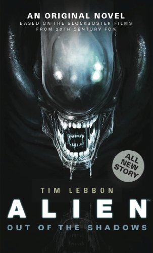 Alien: Out of the Shadows book cover