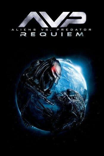 alien vs predator requiem poster