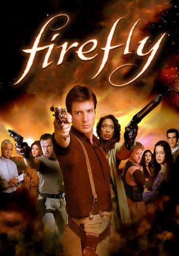 firefly series poster