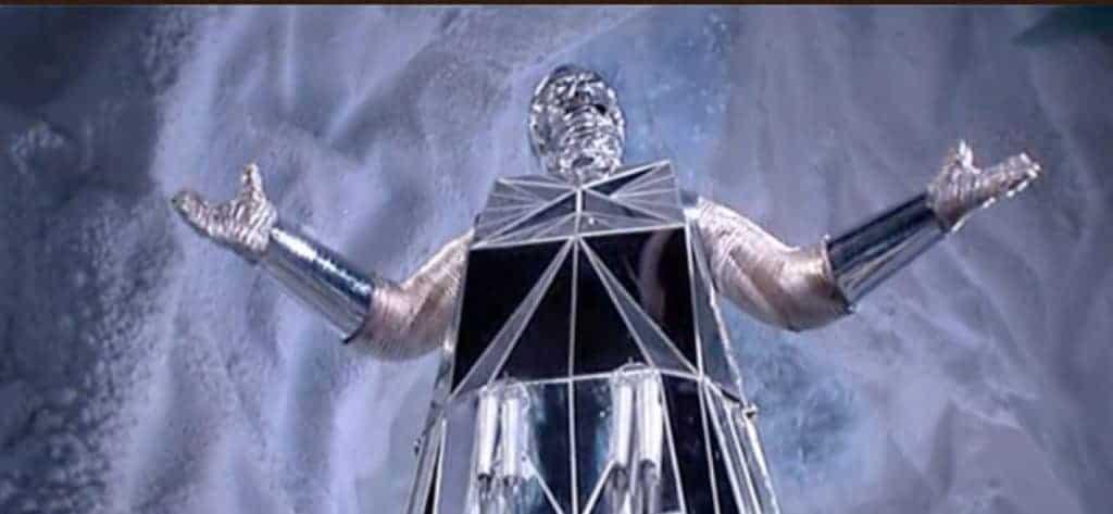 Rosco Lee Brown portraying the robot Box in Logan's Run