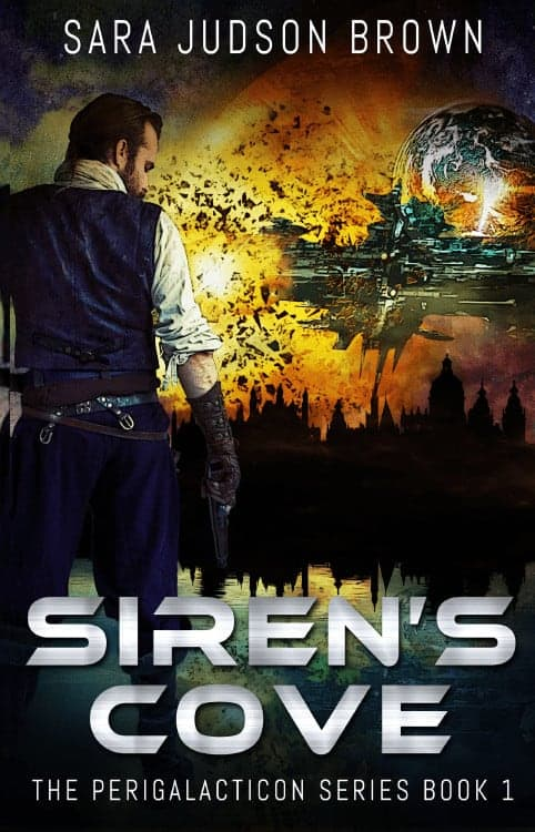 Siren's Cove book cover