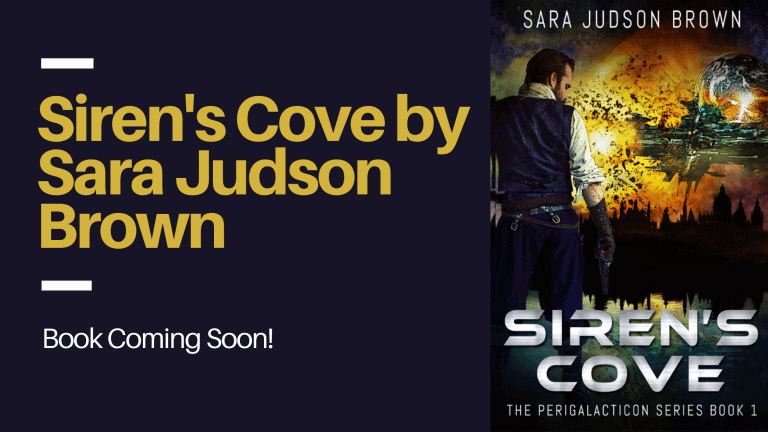 Coming Soon: Siren's Cove by Sara Judson Brown