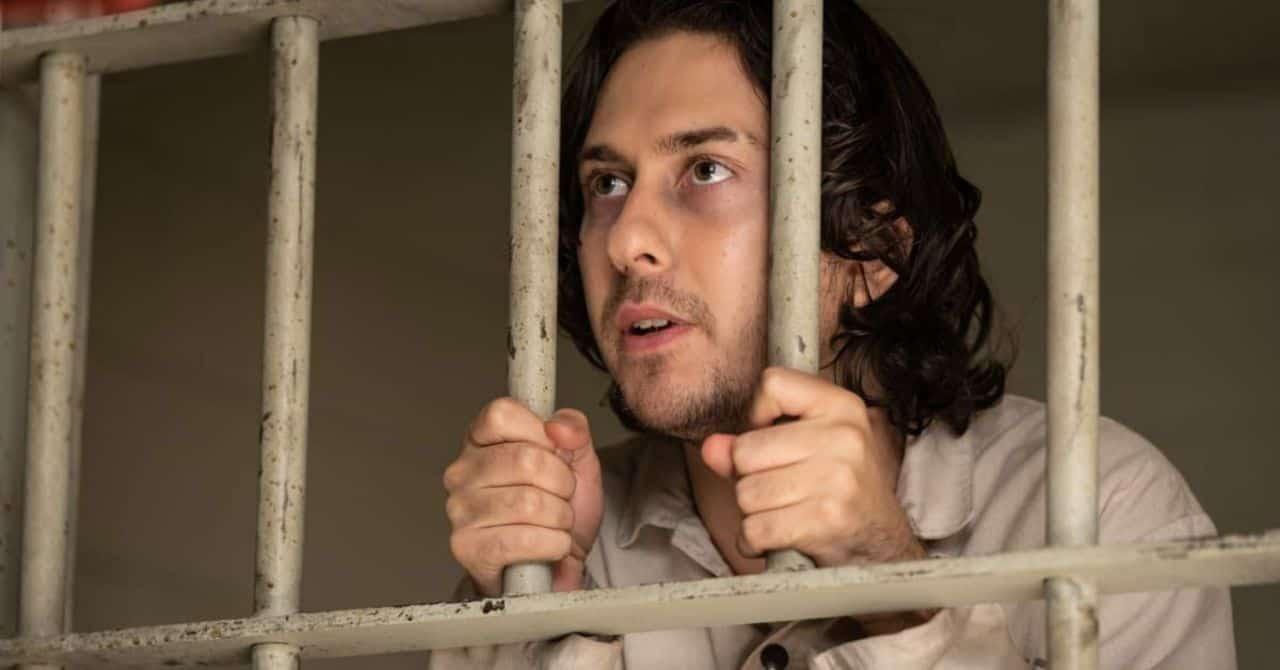 Lloyd Henreid in prison